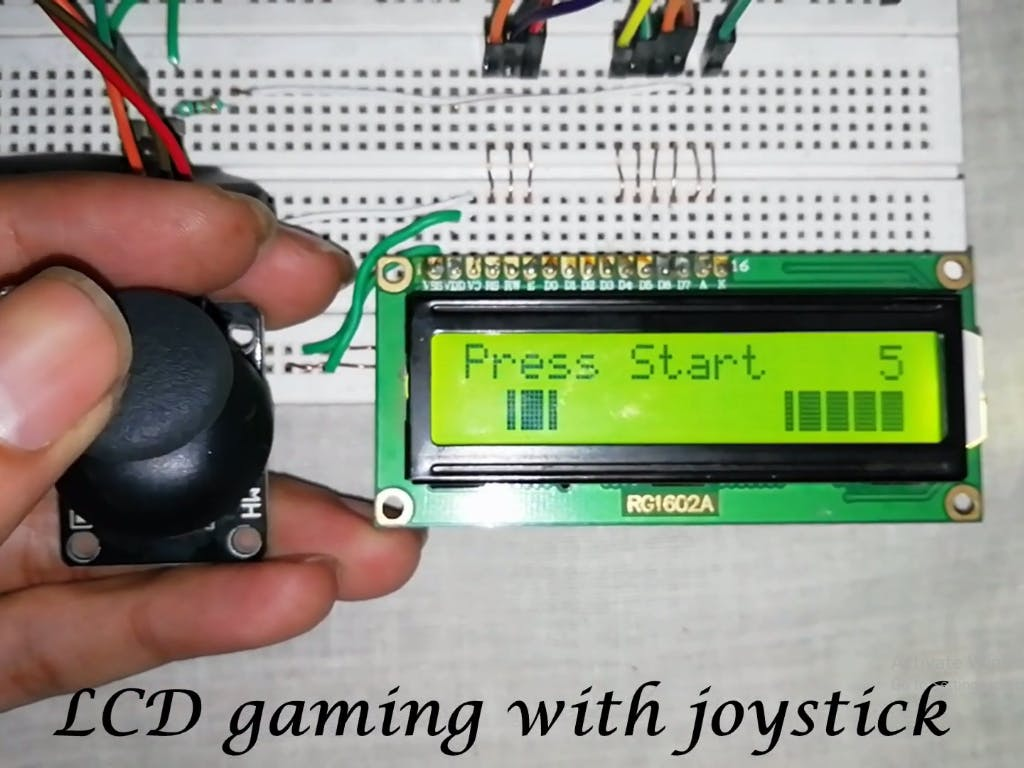 LCD Gaming
