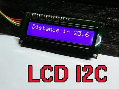 LCD I2C Tutorial