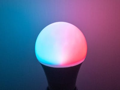 7 Steps to Build an #RRGGBB Multicolor Lamp (Part 1)