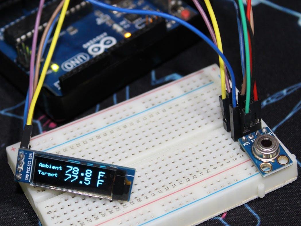 Contactless Temperature Sensor MLX90614