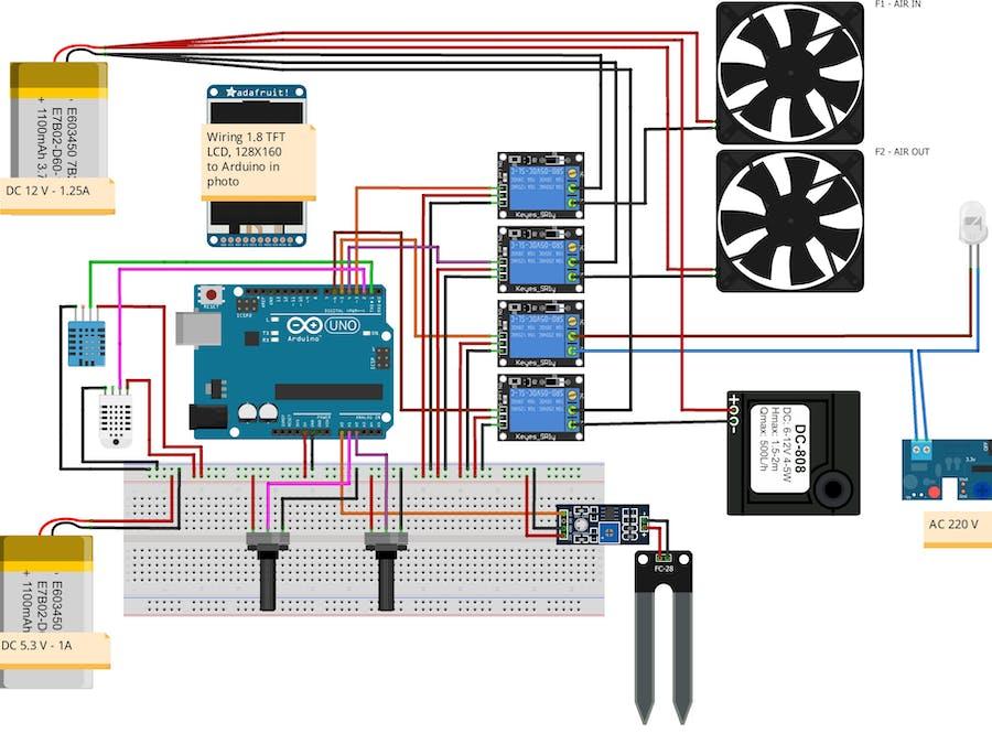 qed wiring diagram mini greenhouse 1 20x0 60x0 60 hackster io  mini greenhouse 1 20x0 60x0 60