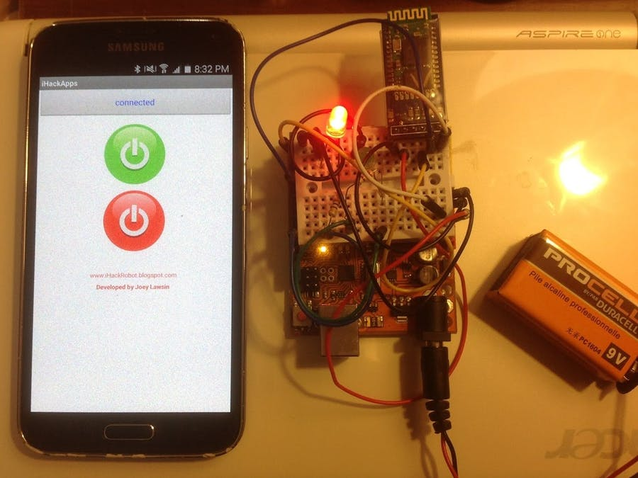 Smart Apps for Smart Home