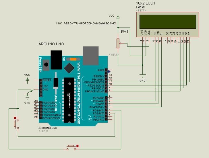 Arduino stopwatch circuit zb20v1s3py