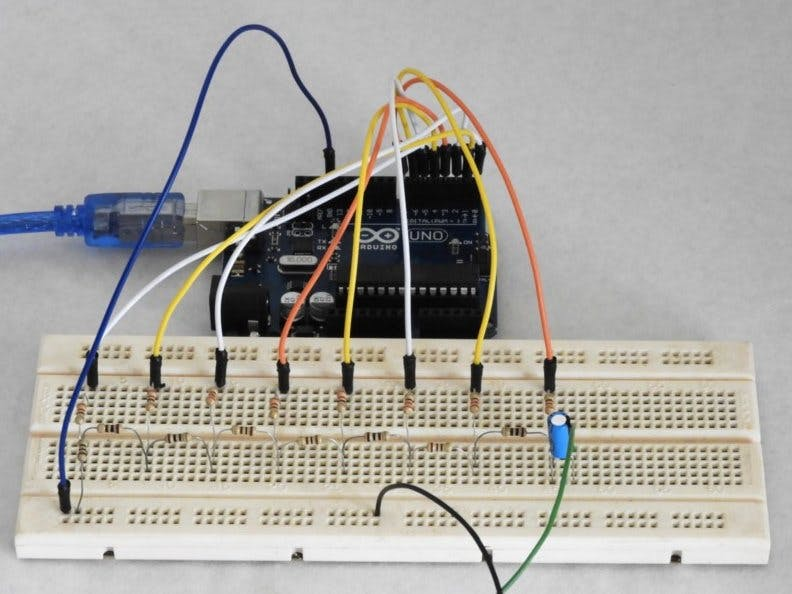 Generate DTMF Tones Only Using Arduino