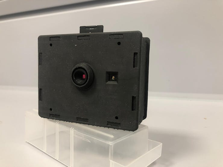 Our thermal imager