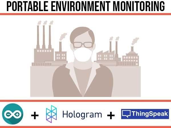 Portable Environment Monitoring