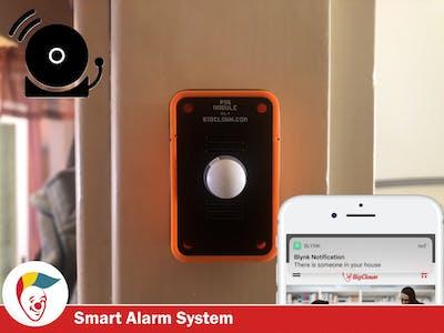 BigClown Smart Alarm System