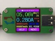 GE Project 002: UM24 USB Meter Tutorial