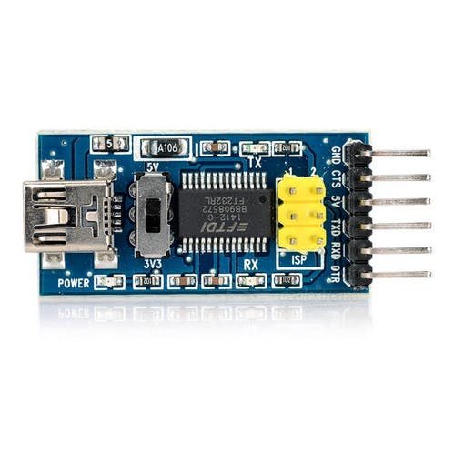 FT232RL USB to UART Module