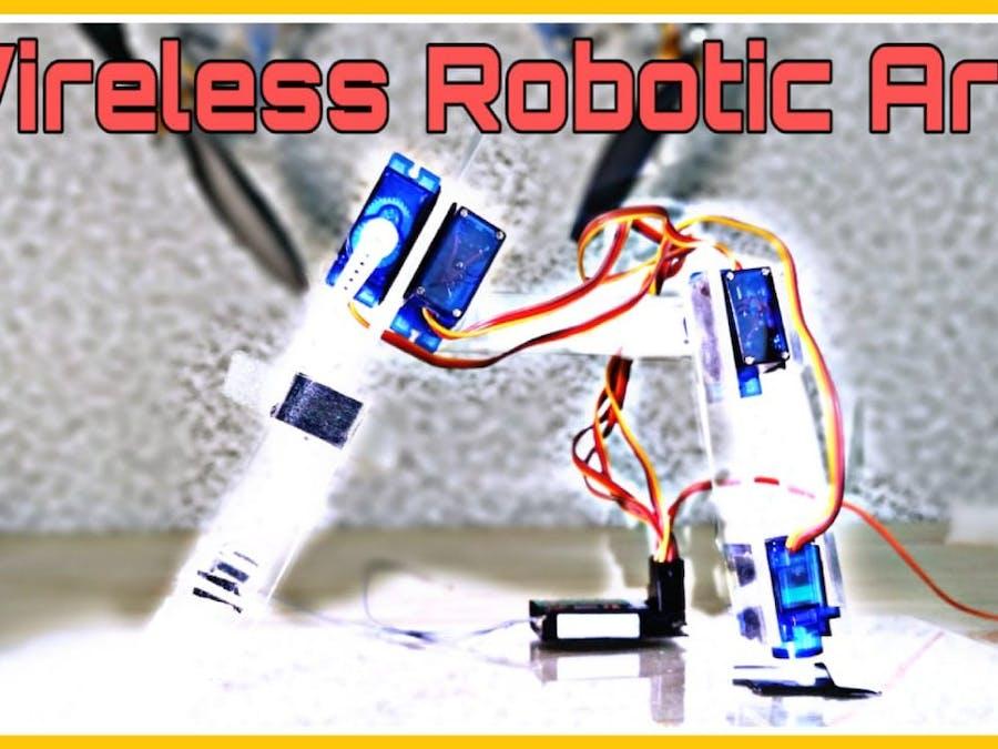 Wireless Robotic Arm