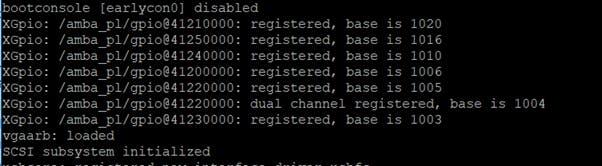 AXI GPIO Registration in PetaLinux