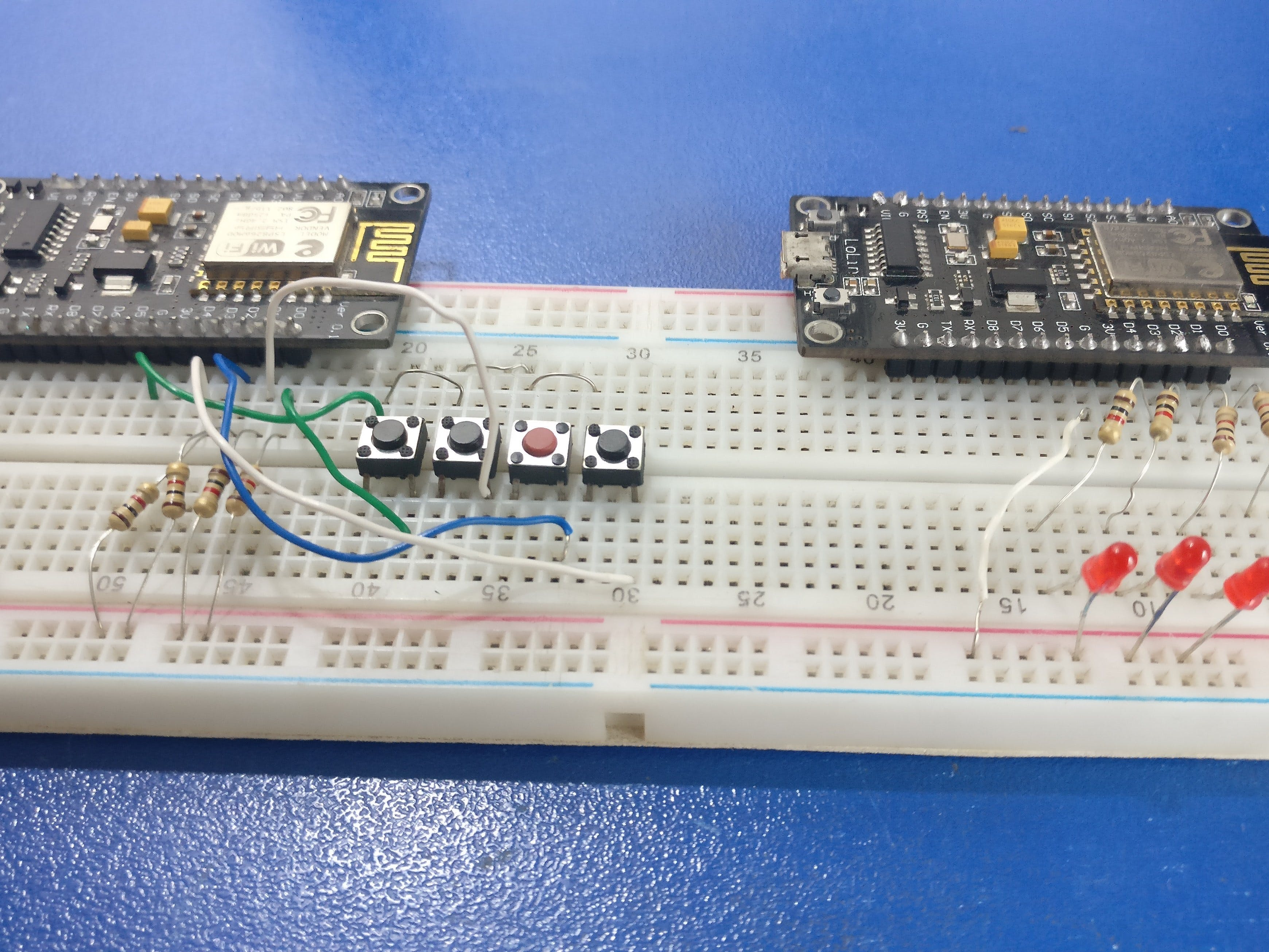 ESP8266 to ESP8266 Communication
