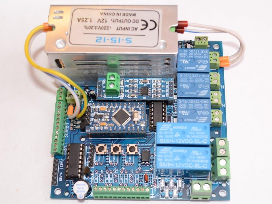Cheap Heat Pump Controller - CHPC
