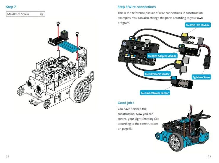 Biomaker Tutorial 6: Robots - Hackster io
