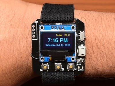 SmartWatch : Connect your pack Phillips to others IoT device