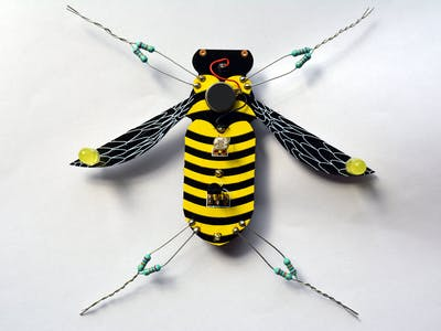 BugZee - The Electronic Bee