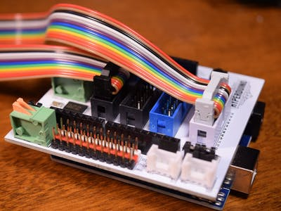 The HyperDuino +R Kit