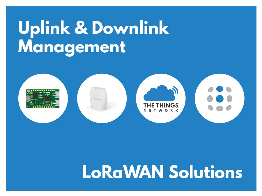 Complete IoT LoRaWAN Solution Using The Things Network