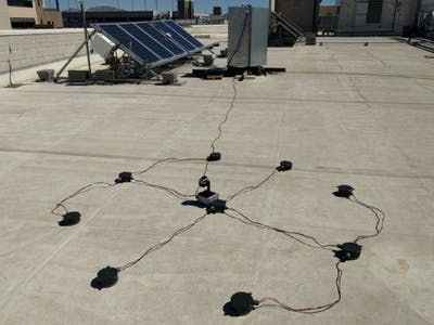 Cloud Motion Vector System for Solar Power Forecasting