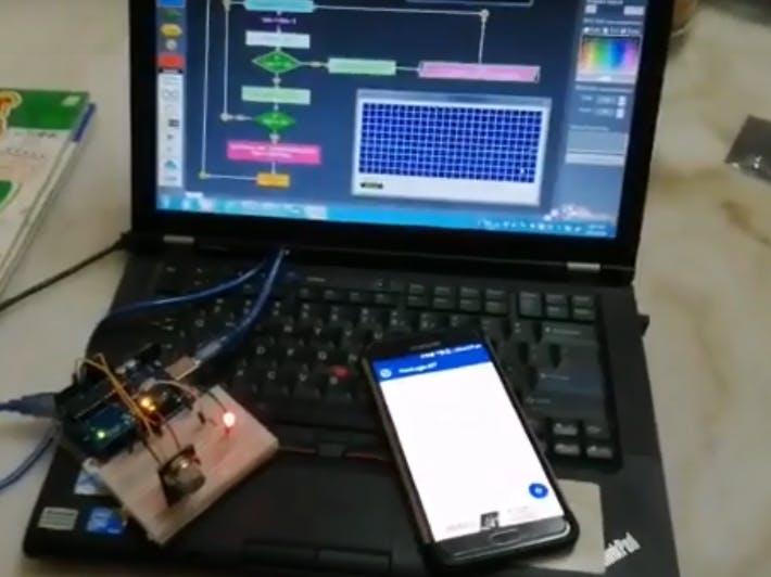 IoT-Based Gas Leakage Monitoring