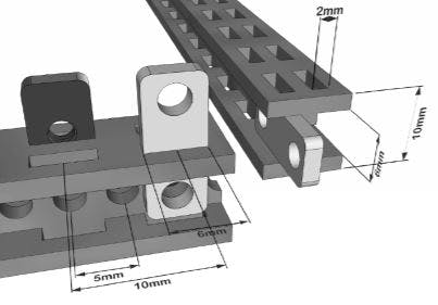 Totem Maker beams and connectors