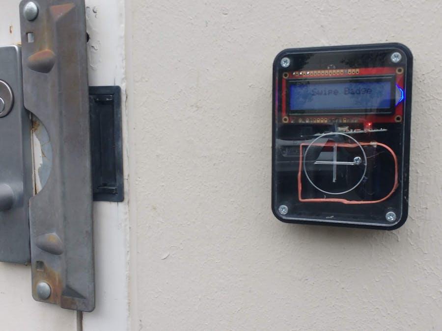 Raspberry Pi RFID Access Control System