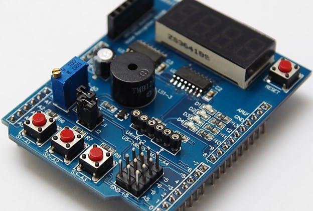 Multi-function shield II