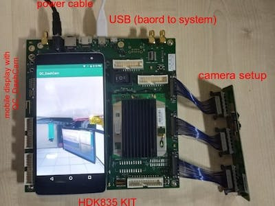 On-Device AIML Dashcam Android Application