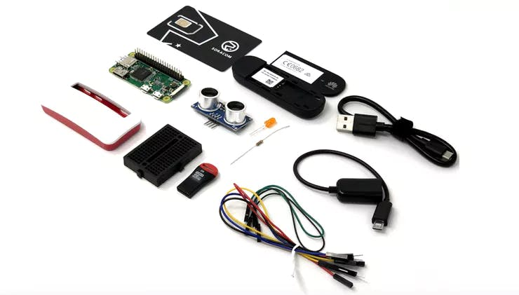 Soracom's Complete Starter Kit