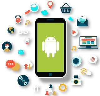 Android App Development part