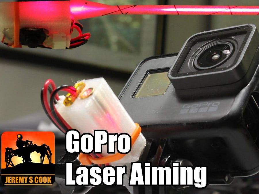 GoPro Laser Sight