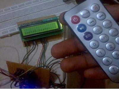 IR Remote Controlled Home Appliances Using Arduino