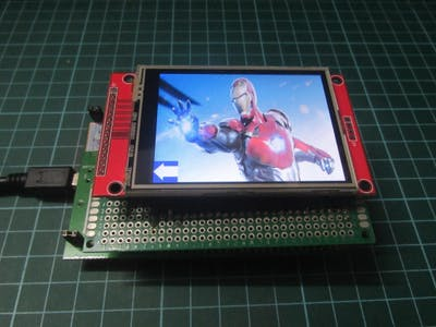 STM32-TFT LCD Display 2.8″ Tutorial