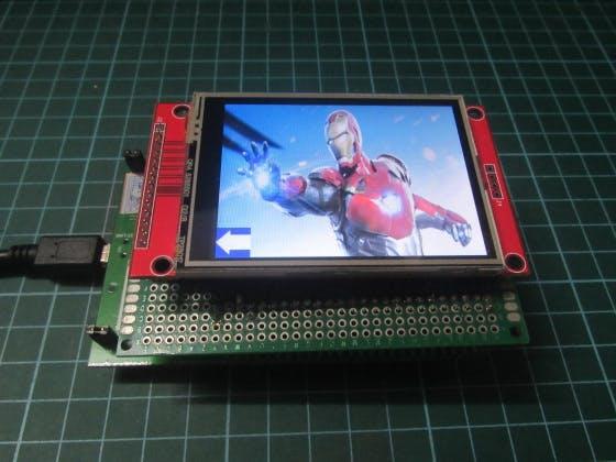 STM32-TFT LCD Display2.8″ Tutorial