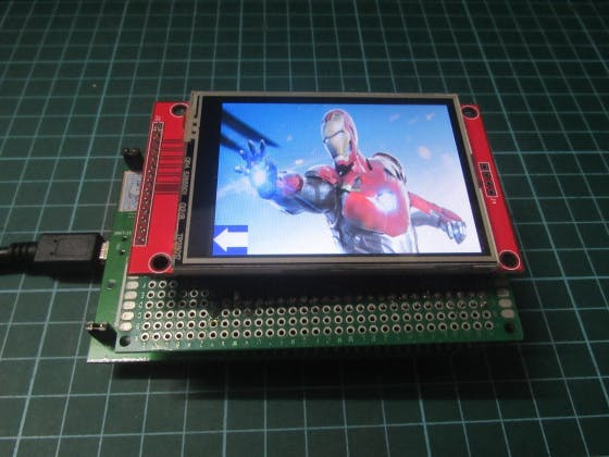 STM32-TFT LCD Display 2 8″ Tutorial - Hackster io