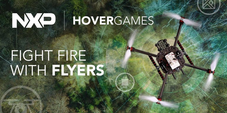 HoverGames Challenge 1: Fight Fire with Flyers