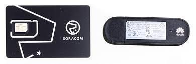Figure 1: SORACOM Modem