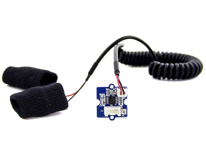 Figure 6. GSR Skin Sensor
