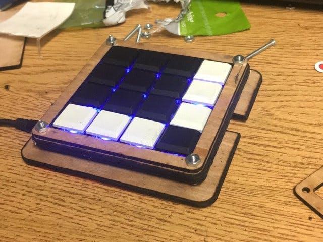 Multipurpose Keypad