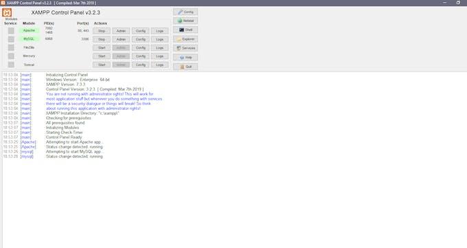 Arduino Sending Sensor Data to MySQL Server (PHPMYADMIN