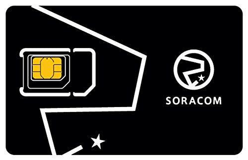 Soracom IoT SIM card