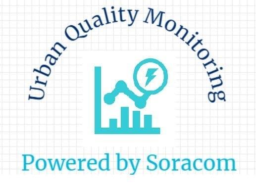 SUQM - Soracom Urban Quality Monitoring System
