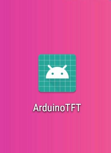ArduinoTFT app