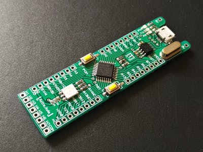 Astra.Avia, an STM32F0 Development Board You Can't Refuse