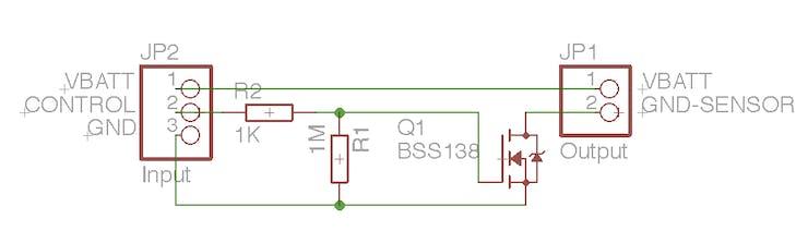 Breakout schematic