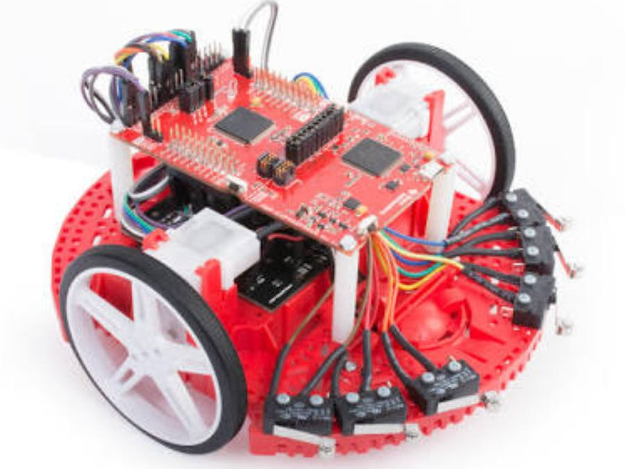 IoT-Based Robot with Temperature Notification System
