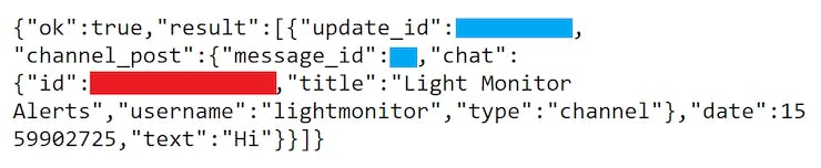 Automated Light Monitoring System - Hackster io