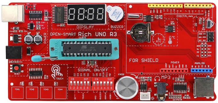 Open Smart Rich UNO R3 board