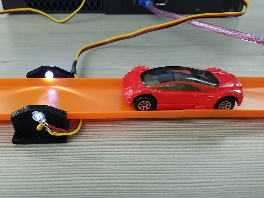 Hot Wheels Car Photogate