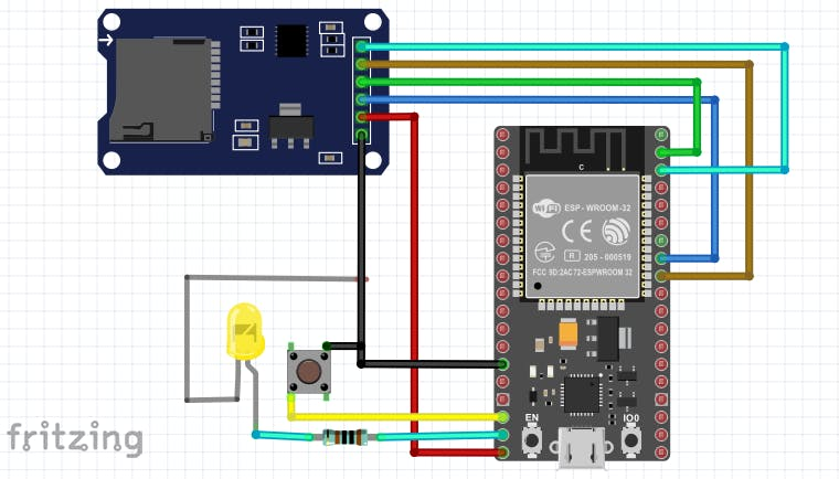 Esp32 Sd Card Connection